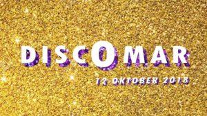 Evenementenprogramma - Banner for discOmar at OJC Niks